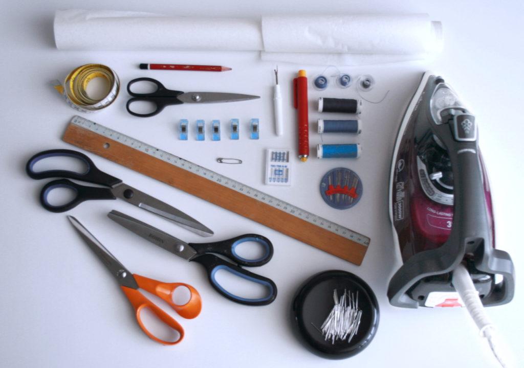 10 outils indispensables pour coudre