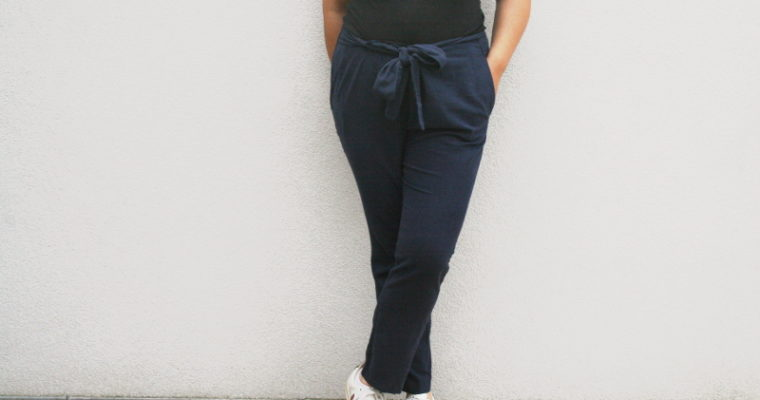 J'ai cousu: le pantalon Jumpy de Ready to Sew