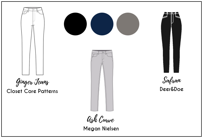 Jeans - capsule automne-hiver 2021
