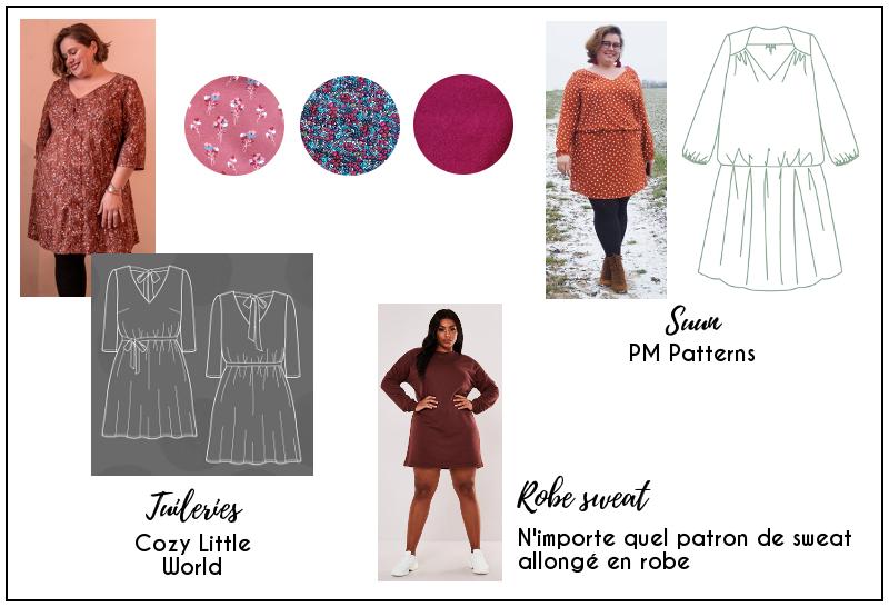 Capsule automne-hiver 2021 - robe