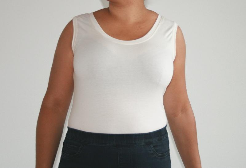 Blog Couture - Body de Marie Poisson vue de face